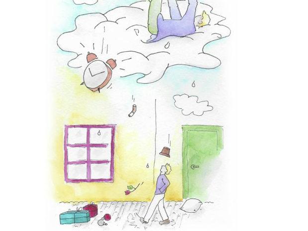 Tombé du ciel - Jacques Higelin