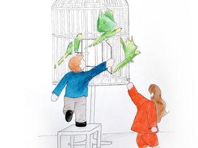 Ouvrez la cage aux oiseaux - Pierre Perr