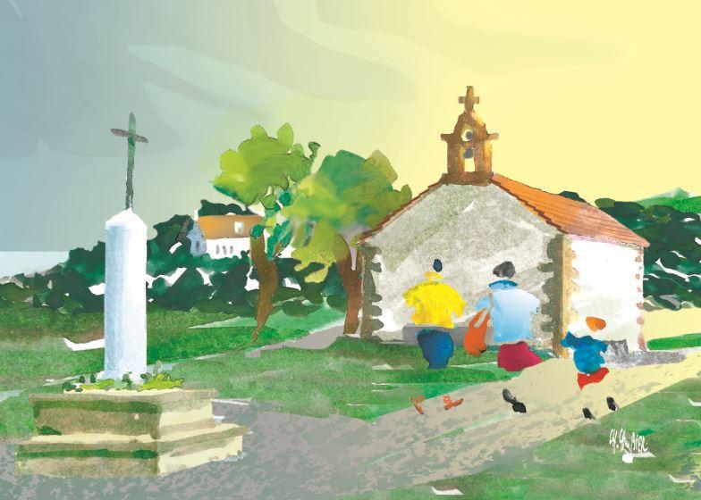 6 carte postale cambier basque landes ar