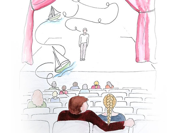 Le monologue shakespearien - Delerm