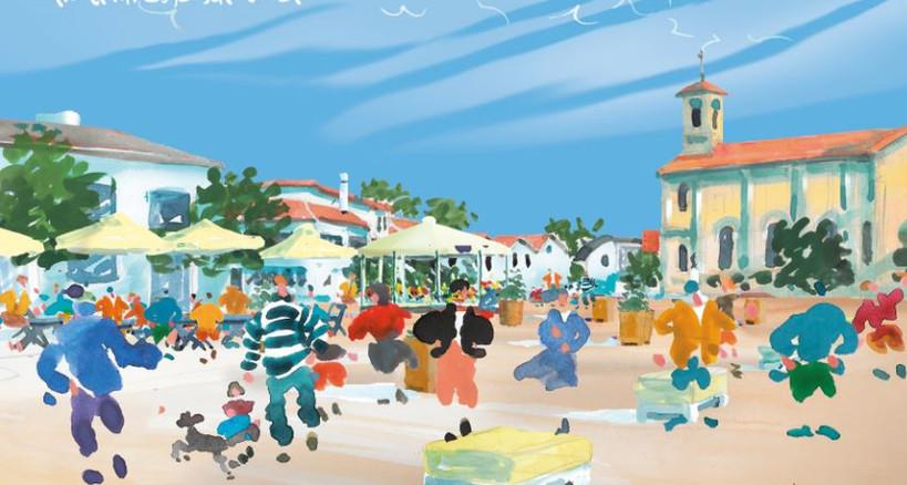 10 carte postale la tranche sur mer.JPG