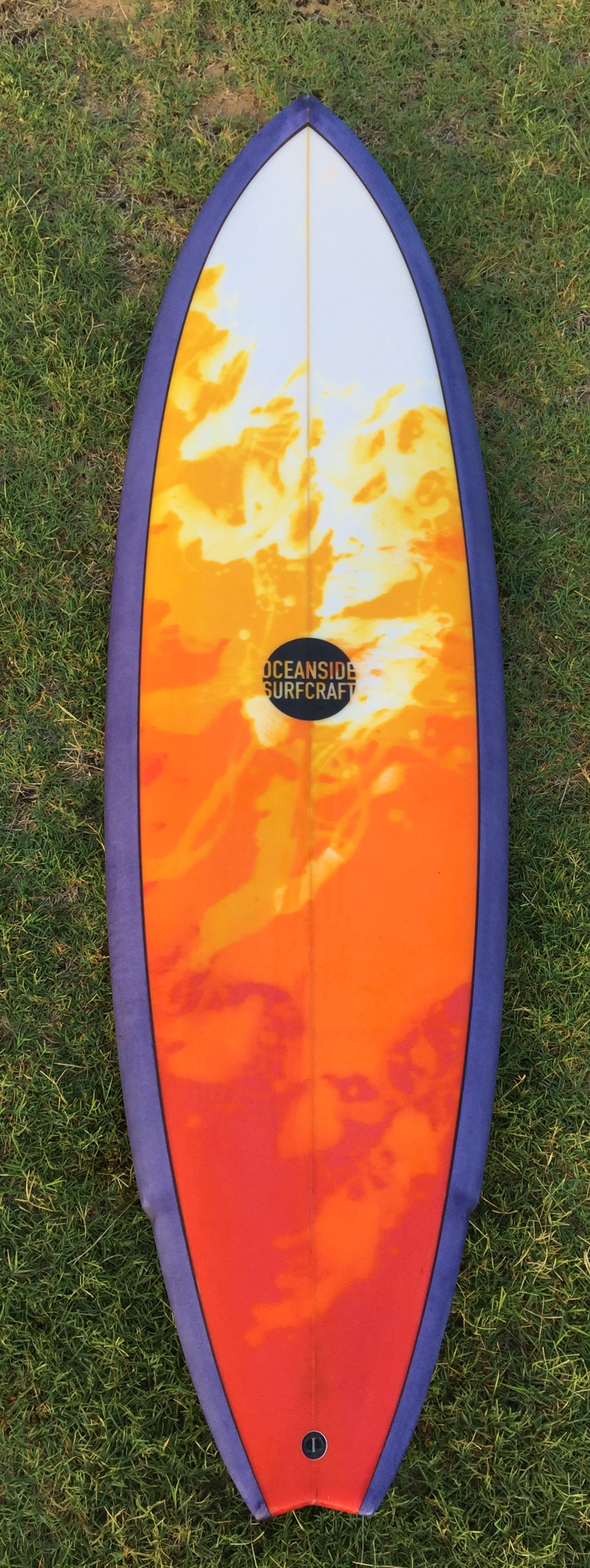 single fin surfboard sydney