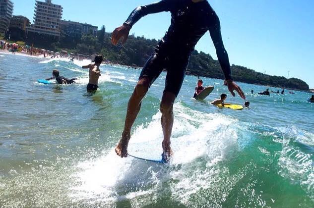 freshwater beach oceanside surfcraft