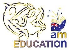 AM Education Logo
