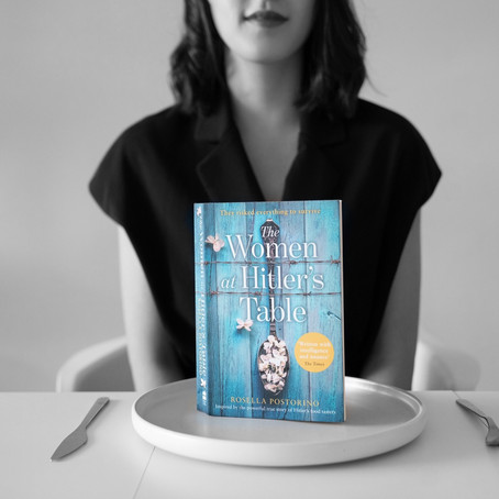 Review of The Women at Hitler's Table by Rosella Postorino