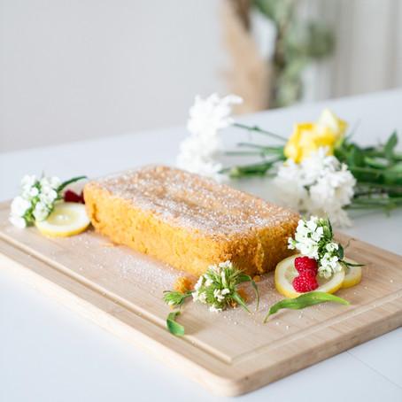 Let us discuss the Lemon Drizzle cake