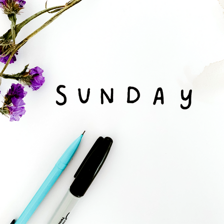 5 Self Care Sunday Tips