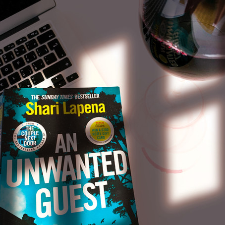 An Unwanted Guest by Shari Lapena: Book Review