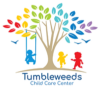 Tumbleweeds Child Care Center Logo