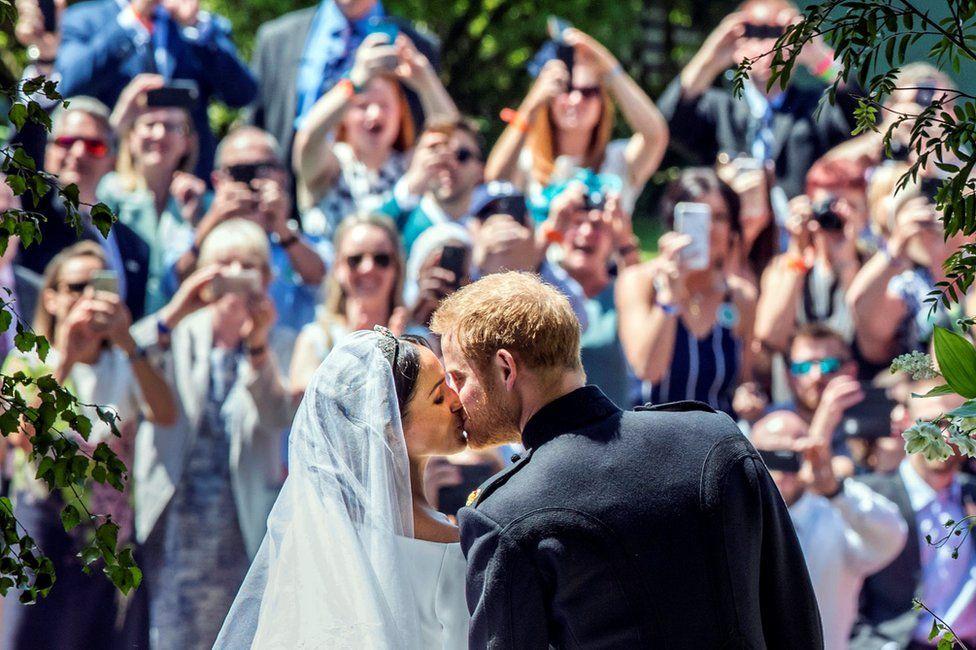 Prince Harry and Megan Markle Wedding