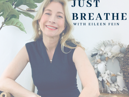 Just Breathe Podcast Launches! Falling Asleep with Breathwork