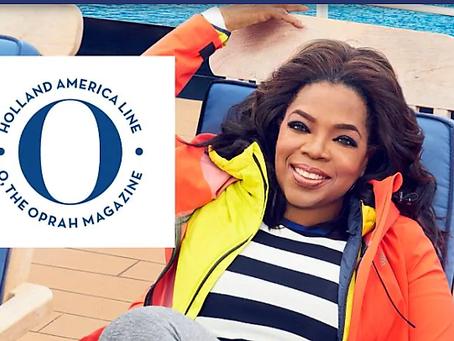 Oprah's New Cruise - Just Breathe!