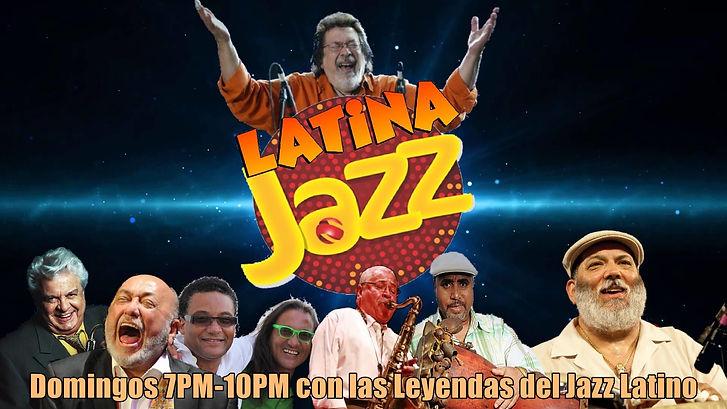 Banner Oficial de Latina Jazz 2019 con N