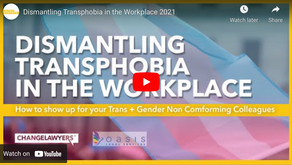 Dismantling Transphobia in the Workplace
