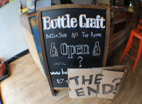 This Is The End: A Tasting Evening