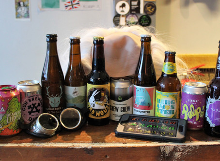 Back to the Future Tasting Night - 19th January 2017