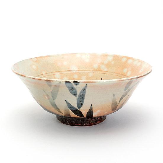 番浦史郎 草文鉢