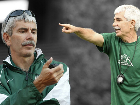 Coach Barry Harwick of Dartmouth College Announces Retirement