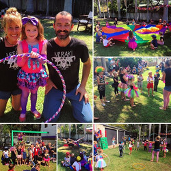 How's this for a 5th Birthday Party_! Meraki Circus celebrating Brialan's birthday on the weekend.jp