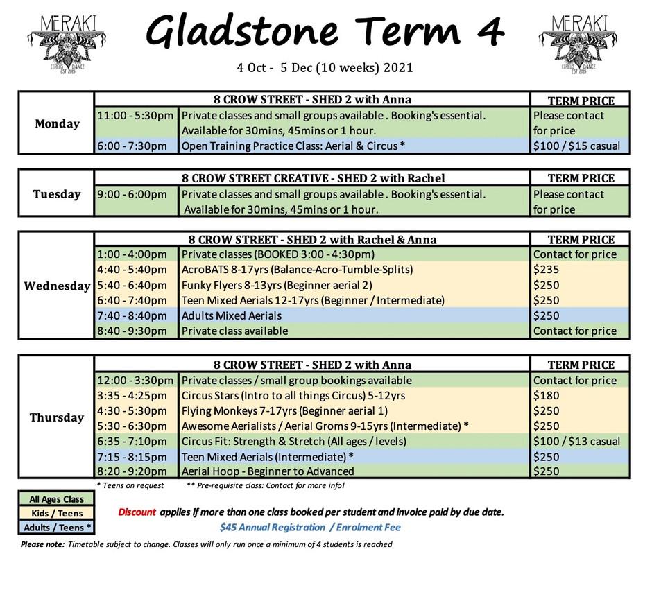 Gladstone TERM 4 Timetable 2021 .jpg