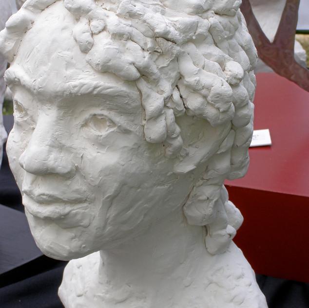 Life Size Portrait Bust