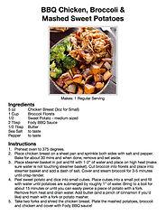 Mindful Eating Challenge - Week 2 Recipe
