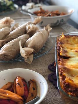 Vegan Cheffing Event