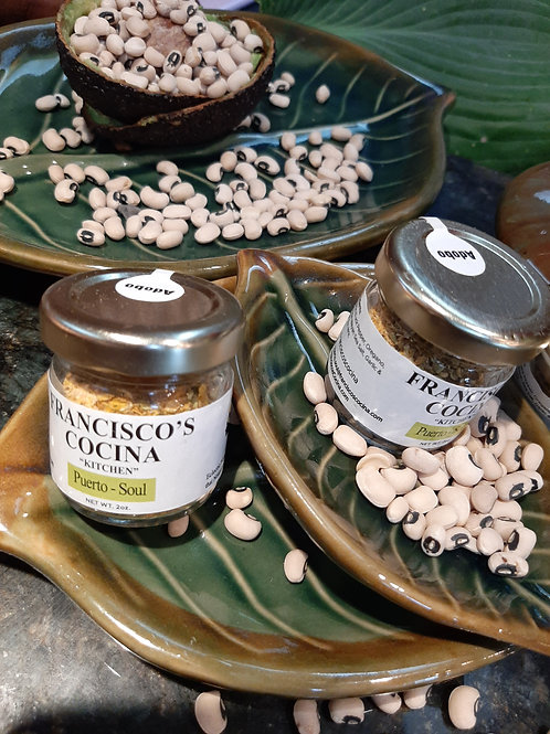 Francisco's Cocina Organic Ayurveda Blend of  Adobo
