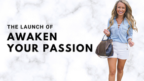 """The Launch of """"Awaken Your Passion"""""""