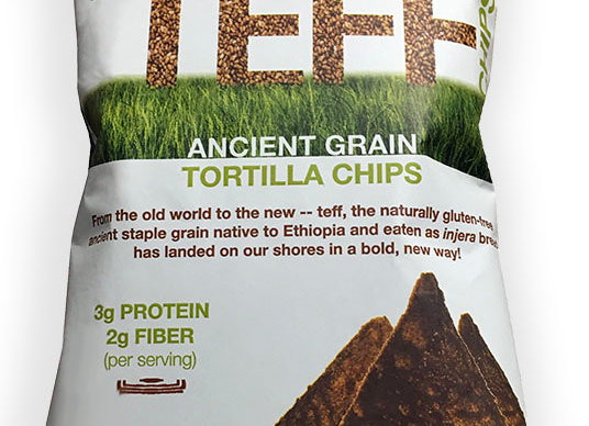 The Original Teff Chips, Ancient Grain (20-pack)