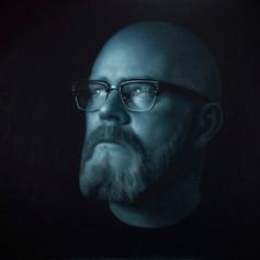 Lez Brotherston portrait commission a portrait artist Australia