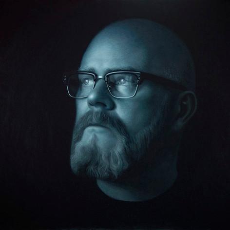 Lez Brotherston portrait commission