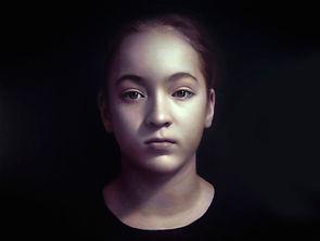Commission a portrait artist to create a contemporary portrait
