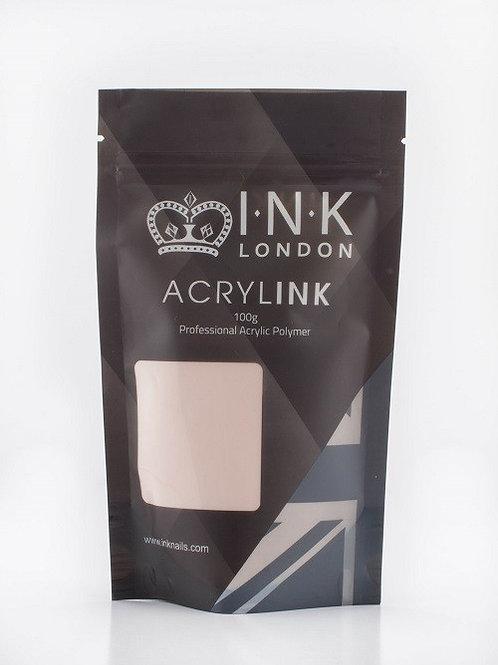 Acrylink - Krakow - REFILL BAGG Perzik acrylpoeder  100gr