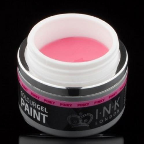 Paintgel - Pinky 8ml (met kleeflaag)