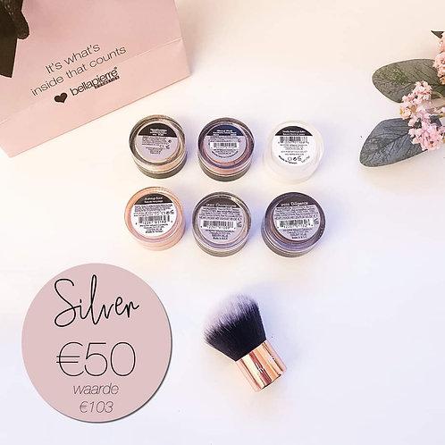 Online Bellapierre make-up workshop Silver