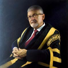 Chancellor portrait commission a portrait artist Australia