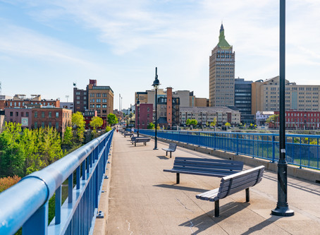 Rochester, NY - A Hub for OLED Technology