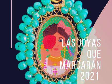 Las joyas que marcarán 2021 - según Vogue