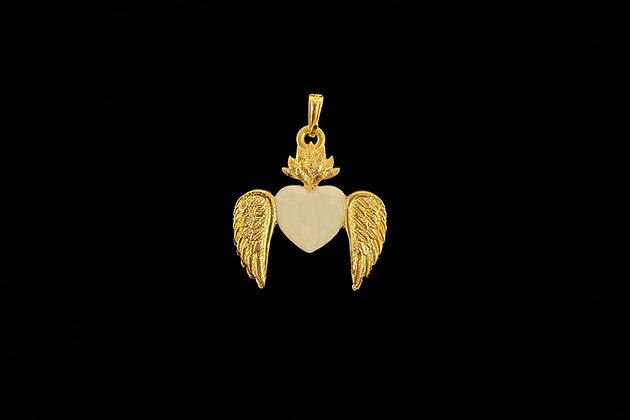 Mini Milagrito con alas