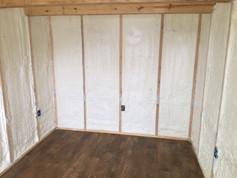 Closed Cell Foam Walls