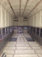 Closed Cell Foam in Party Bus