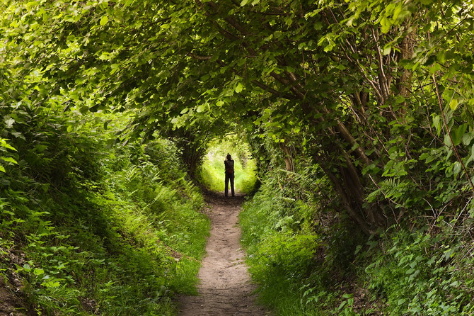 Wandering- This begins a series of newsletters devoted to 12 basic concepts in Celtic Spirituality.