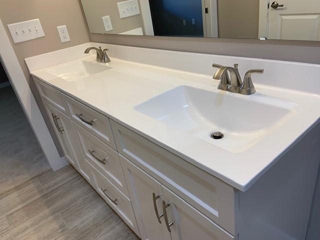 Master Bath Countertop
