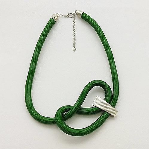 Colar de Corda Náutica Verde - Juliet