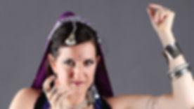 Bellydancer Lulu Levona