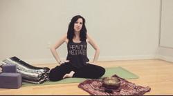 Yoga Instructor Lulu