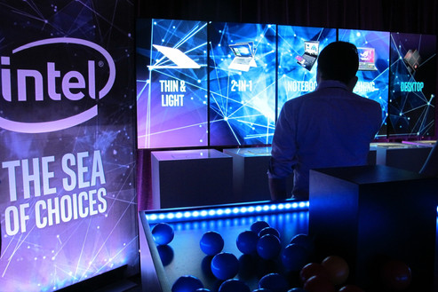INTEL THE SEA OF CHOICES