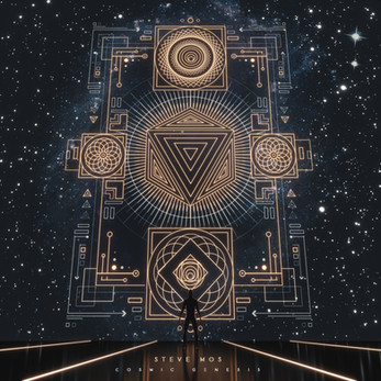 Steve Mos Cosmic Genesis Geo Utopia.jpg