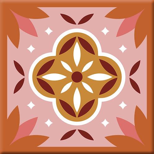 Crown - Pink (Single Tile)